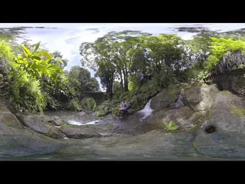 Chasing Waterfalls on Maui - 360 Video (#LetHawaiiHappen with Austin Kino)