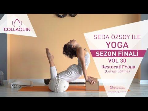 Seda Özsoy ile Yoga | Vol 30 | Restoratif Yoga (Geriye Eğilme)
