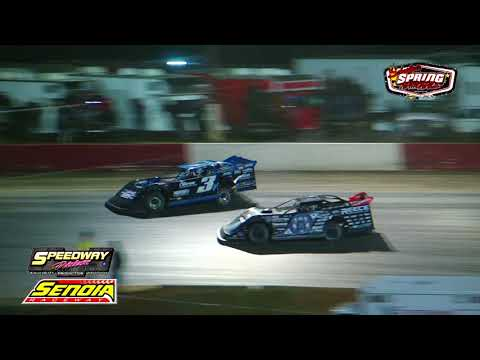 Spring Nationals Series HEAT ONE @ Senoia Raceway March 30, 2018