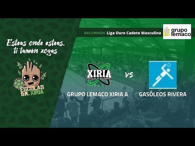 Grupo Lemaco Xiria A -Gasoleos Rivera