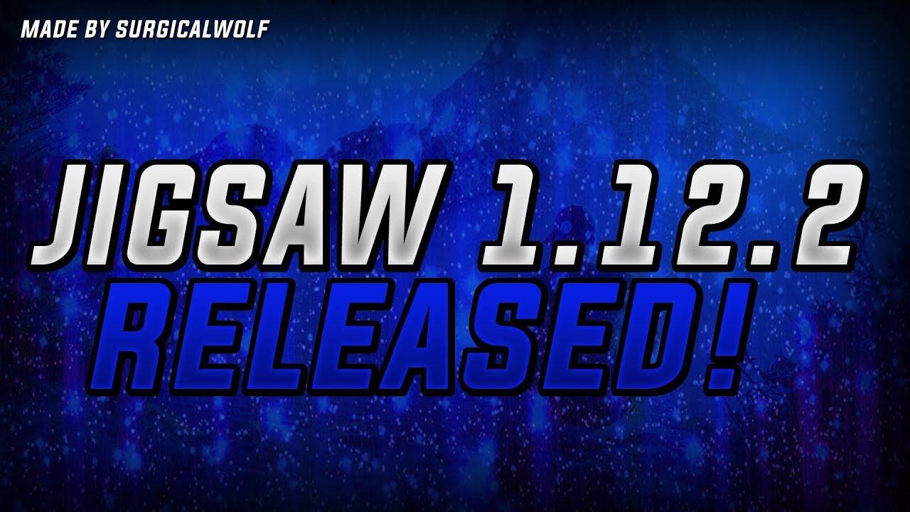 Jigsaw 1.12.2 RELEASED! The best KillAura ...