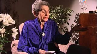 Rachel Nastase Isi Aminteste De Auschwitz