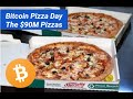 Bitcoin is on an Exponential Growth Trajectory, and the Pizza Day Proves