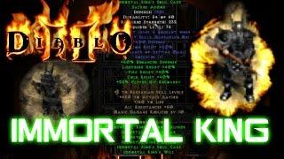 Immortal King - Diablo 2