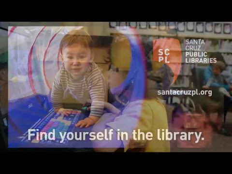 video:Find Yourself in the library