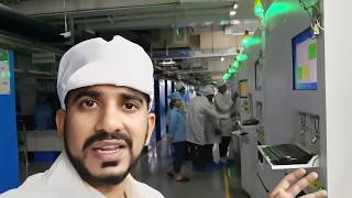OPPO Realme factory tour: How smartphones are made! [Hindi]
