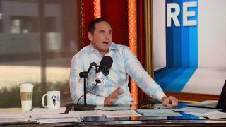 Jay Feely on Playing Golf With Tom Brady - 3/28/17