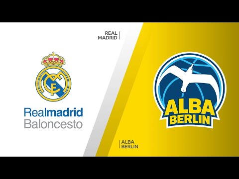 Real Madrid - ALBA Berlin Highlights | Turkish Airlines EuroLeague, RS Round 16