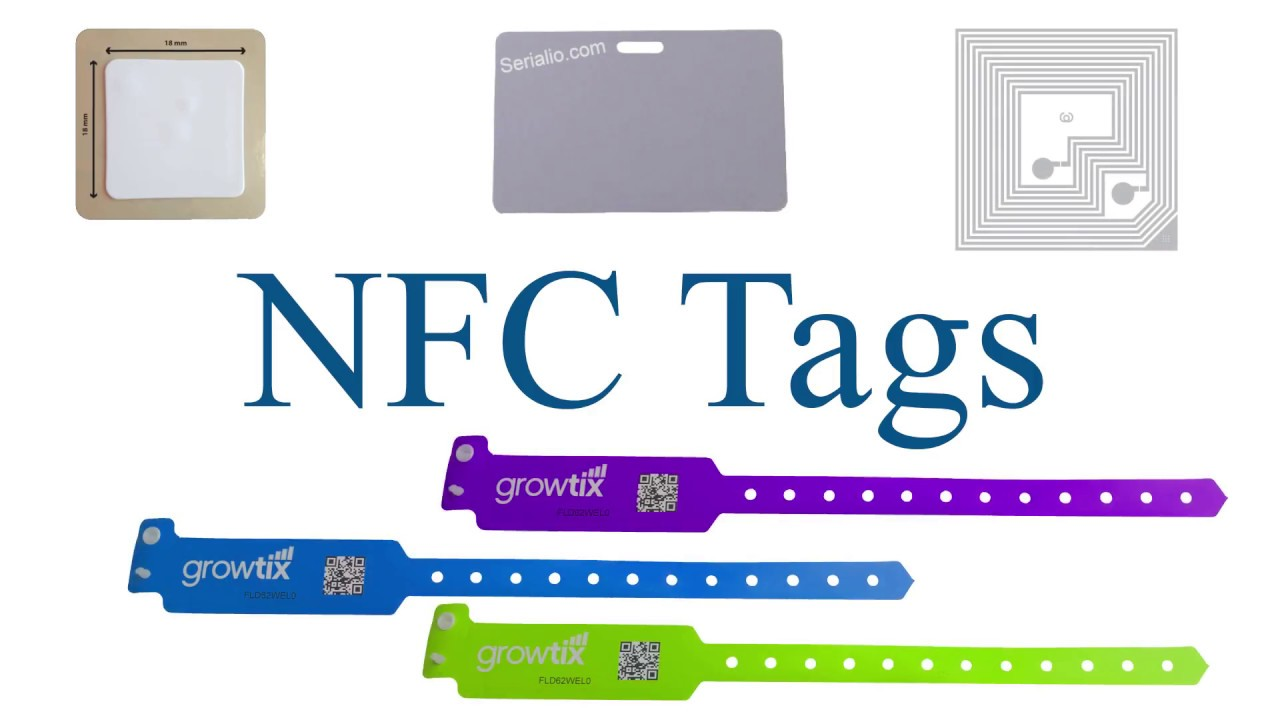 Nfc Tags Rfid And Nfc Tags Efficient Solutions To Business Needs