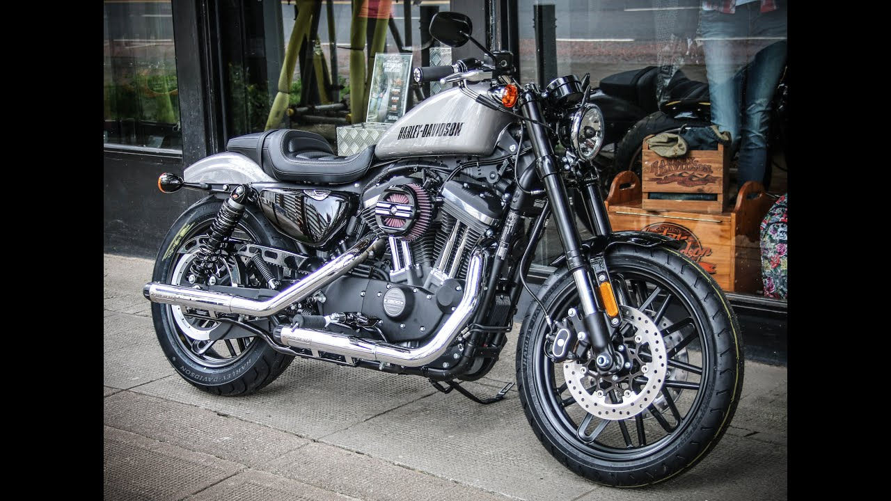 2016 HARLEY-DAVIDSON SPORTSTER ROADSTER XL1200CX NEW FOR 2016 @ WCHD ...