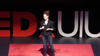 Creating Luck for Yourself  | Meredith Jones | TEDxUIUC