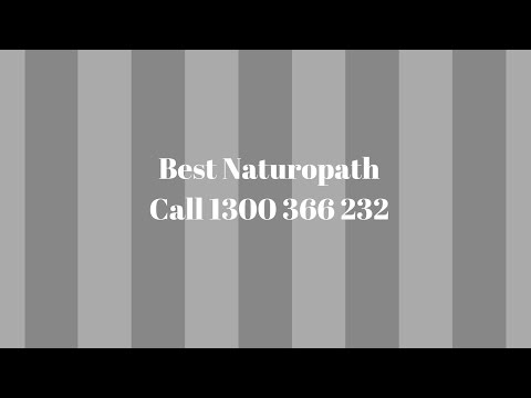 Best Naturopath Mascot NSW | Call 1300 366 232
