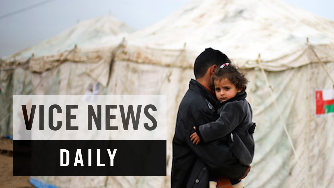 VICE News Daily: Record Number of People Displaced by Conflict