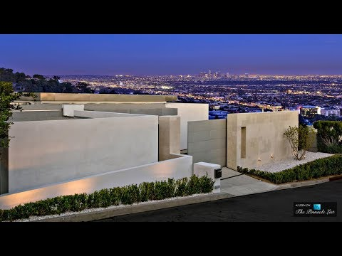 Magnificent 4,500 SQ FT Home with Stunning Unobstructed Views of the Los Angeles Basin