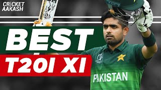 BABAR AZAM in my WORLD T20I team   Cricket Aakash   ONLY 1 player per COUNTRY