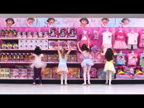 Daisy Target Dora Commercial Mov Youtube