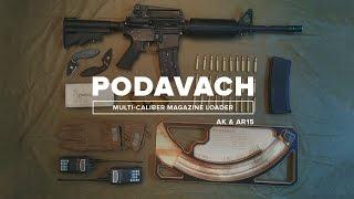 Podavach v5.4 - multi-platform Magazine Speed Loader (AK, AR15)