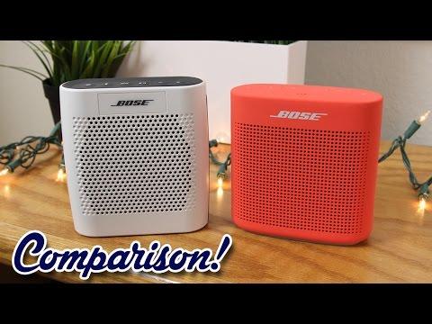 Bose SoundLink Color II vs 1st Gen - Complete Comparison!