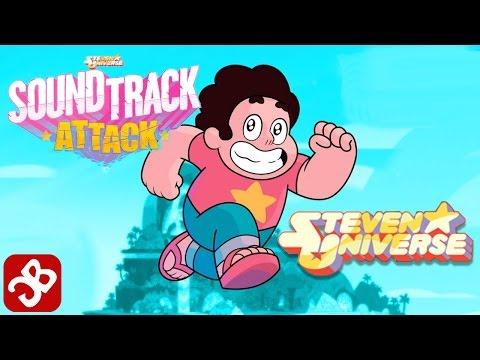 Soundtrack Attack – Steven Universe Rhythm Runner