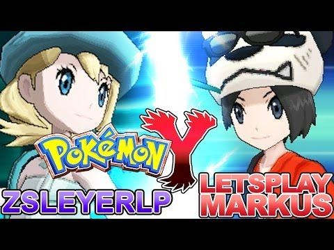 Let's Play Pokémon Y - Online-Battle vs. ZSleyerLP