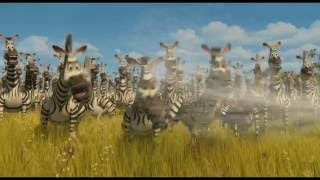 Мадагаскар 2 Клип