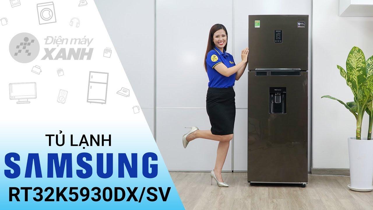 Tủ lạnh Samsung: nâng tầm cuộc sống (RT32K5930DX/SV) | Điện máy XANH