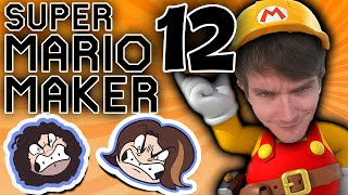 Super Mario Maker: Super Agony - PART 12 - Game Grumps