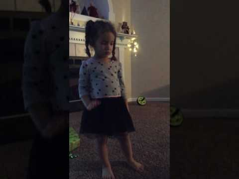 3 year old sings Bad and Boujee by Migos and Lil...