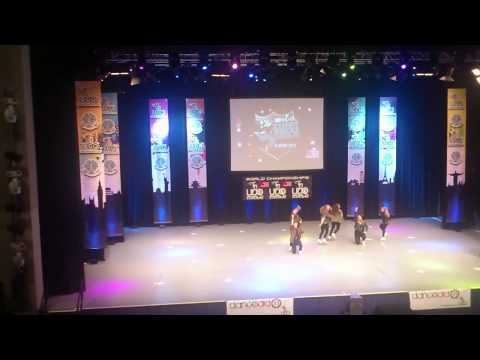 State Of Mind || World Championships UDO || Glasgow || 24-08-2013 || 7th Place!