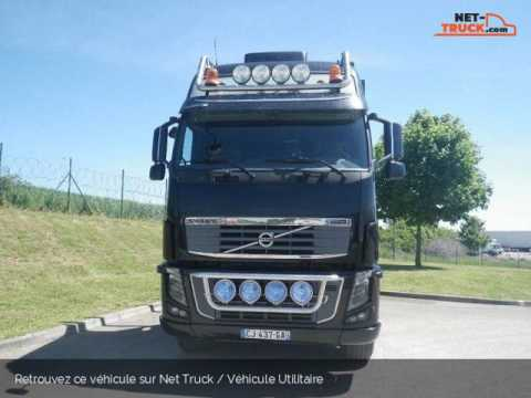 camion porteur volvo fh grumier luxe bassigny poids lourds youtube. Black Bedroom Furniture Sets. Home Design Ideas