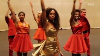 """ESC 2011 - Lær deg """"Haba Haba""""-dansen!"""