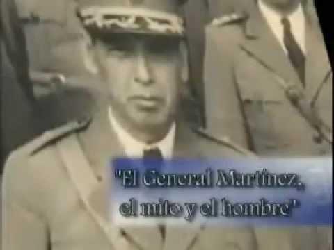 El general Martínez, El mito y el hombre II