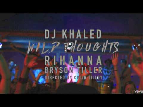 Wild Thoughts - ft Rihanna and Bryson Tiller BEST FULL INSTRUMENTAL!