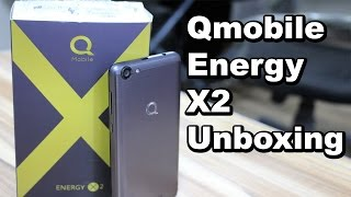 Qmobile Energy X2 Unboxing | 5000 Mah Battery