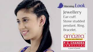 Pujo Styling I Trendy Gold Jewellery I PC Chandra Jewellers I Amazea I Ashtami