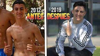 REACCIONANDO AL ANTES Y DESPUÉS DE XBUYER