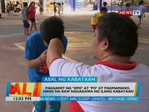 po tagalog