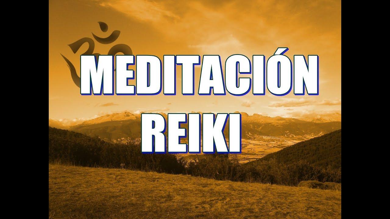 meditacion guiada reiki