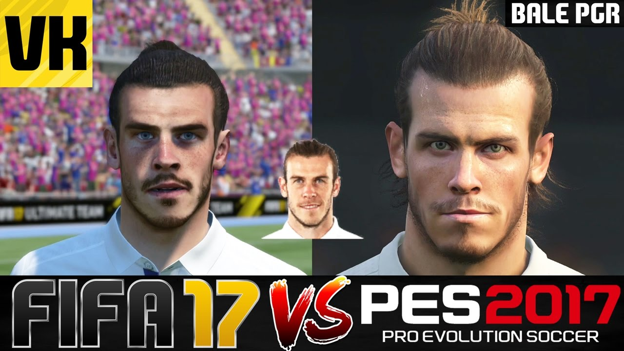 FIFA 17 VS PES 2017 VS REAL LIFE BENFICA PLAYER FACES COMPARISON .