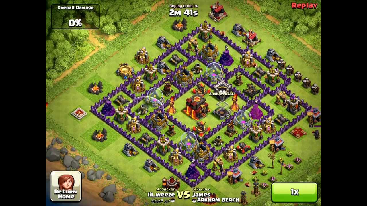 Attacked by 22 level 2 witches in Clash Of Clans | Doovi