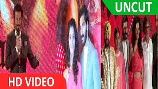 UNCUT - Rakeysh Omprakash Mehra, Gulzar Saab & Harshvardhan Kapoor At Music Launch Of Mirzya