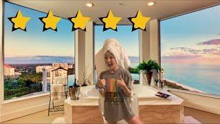 EPIC 5 STAR SUITE HOTEL TOUR