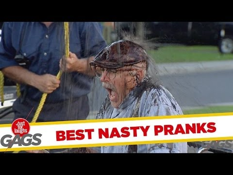Best Nasty Pranks - Best of Just for Laughs Gags