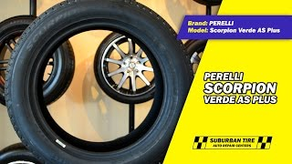 видео Pirelli Scorpion Verde All-Season