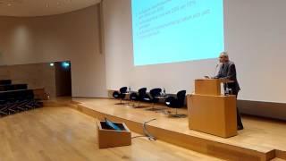 VolkswagenStiftung - Impulsvortrag - Prof. Dr. Gerhard Dannema…