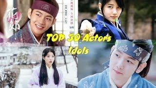 TOP 30 KPOP Idol Actors (part 1)
