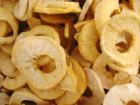Вопрос: Как сделать яблочные чипсы?