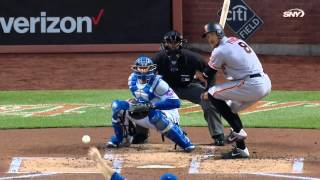 Giants vs. Mets 04.29.2016 [Full Game HD]