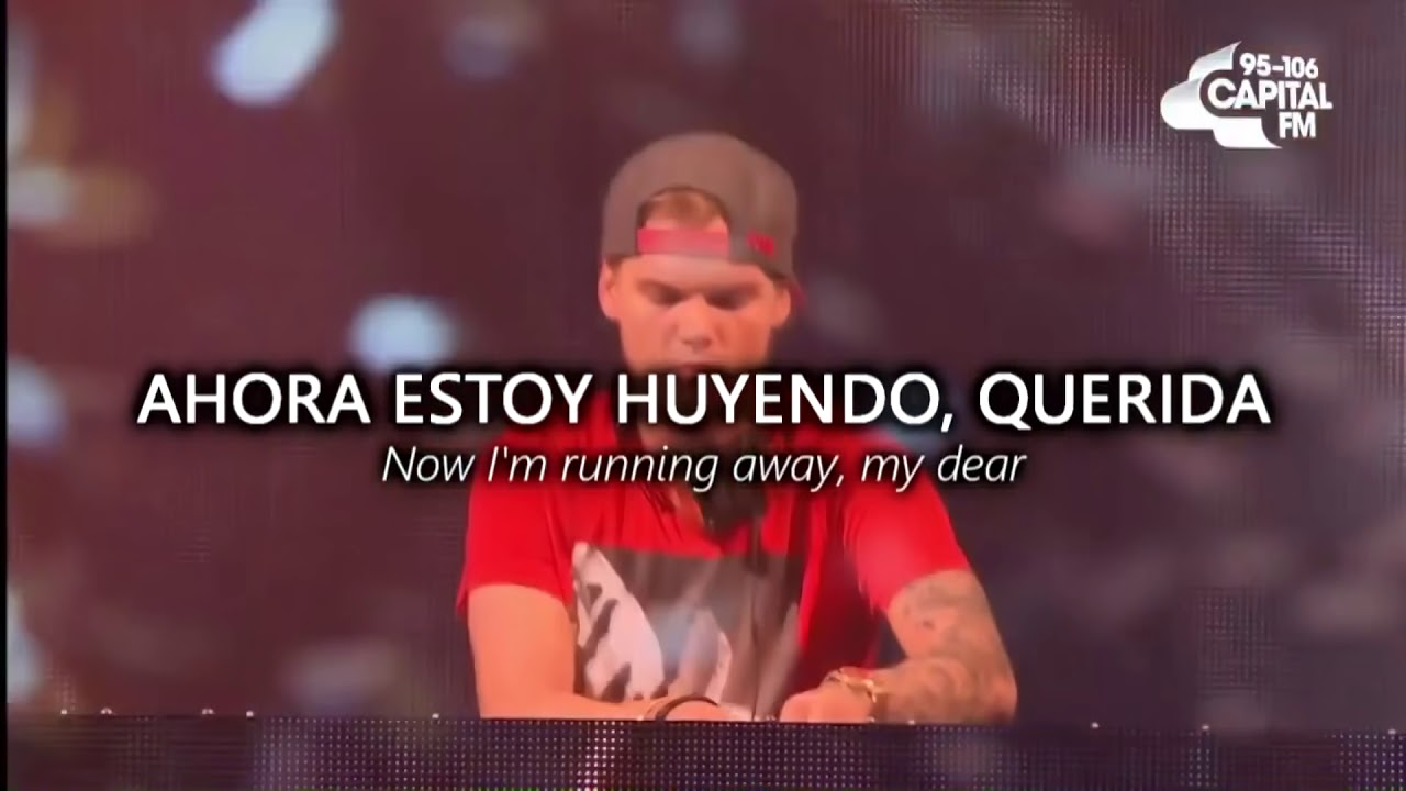 Avicii Without You Lyrics Sub En Español