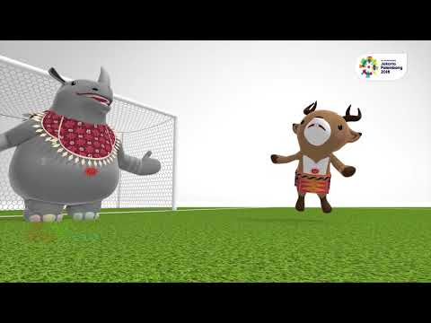 TVC ASIAN GAMES 2018 ANIMATION